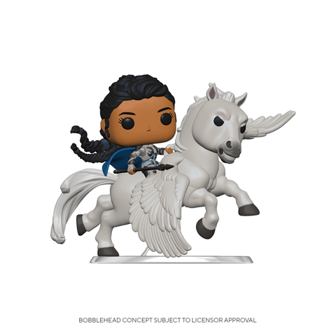 Funko Pop! Ride: Avengers Endgame - Valkyrie on Horse (Coming Soon) New York Toy Fair Reveals