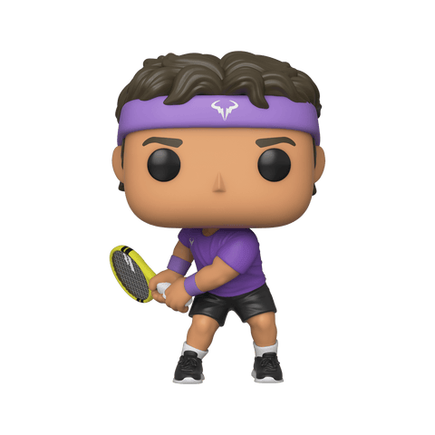 Funko Pop! Legends: Tennis Legends - Rafael Nadal (Coming Soon) New York Toy Fair Reveals