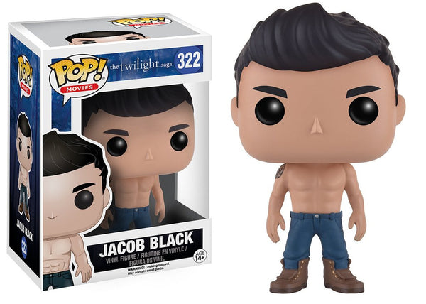 Funko POP! Movies Twilight Jacob (Shirtless)