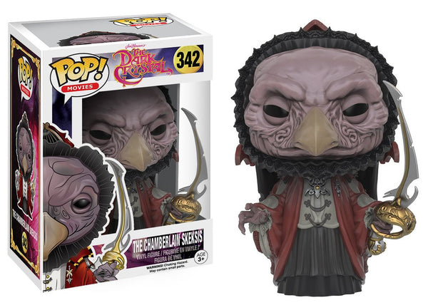 POP! Movies Dark Crystal The Chamberlain Skeksis