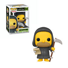 Funko POP! Animation: Simpsons - Grim Reaper Homer
