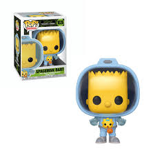 Funko POP! Animation: Simpsons - Spaceman Bart