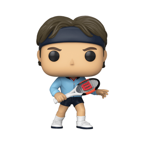 Funko Pop! Legends: Tennis Legends - Roger Federer (Coming Soon) New York Toy Fair Reveals