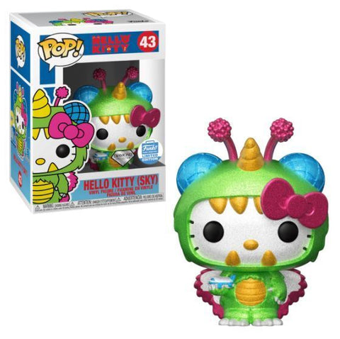 Funko POP Hello Kitty Sky Diamond Collection LE 4000 Funko Shop Exclusive (Buy. Sell. Trade.)