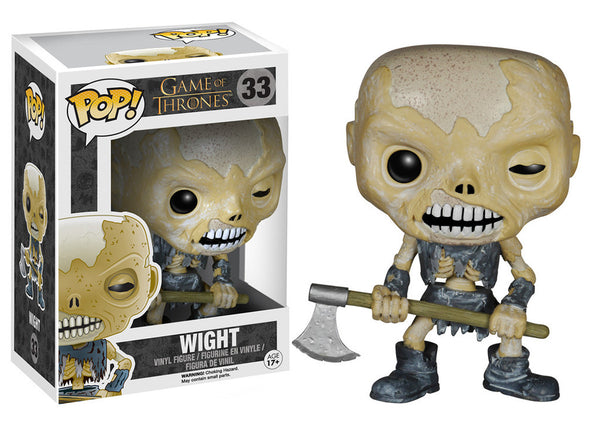 Pop! Television Vinyl Game Of Thrones Wight