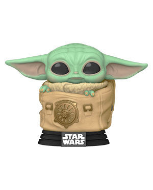 Funko POP! Star Wars: The Mandalorian - Child w/ Bag (Coming Soon)