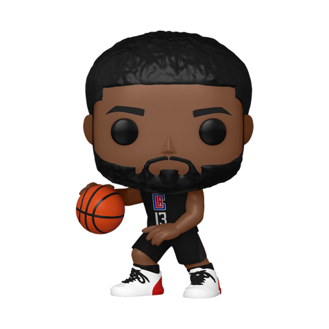 Funko POP! NBA Los Angeles Clippers- Paul George Alternate Uniform