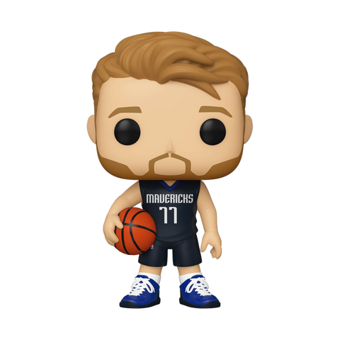 Funko POP! NBA Dallas Mavericks- Luka Doncic Alternate Uniform
