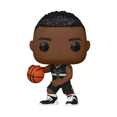 Funko POP! NBA Milwaukee Bucks- Giannis Antetokounmp Alternate Uniform