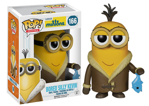 Pop! Movies Vinyl Minions Bored Silly Kevin