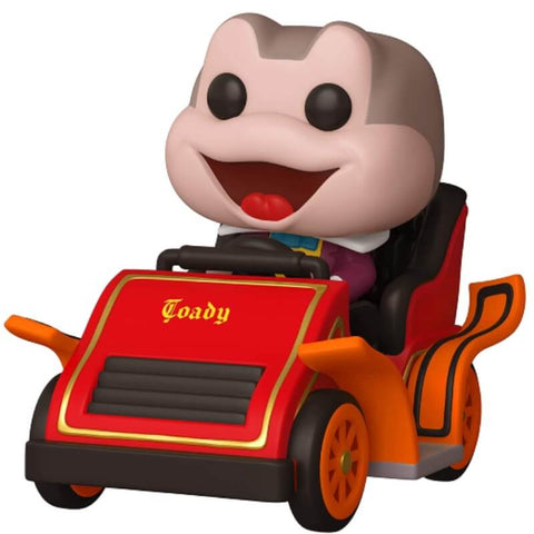 Funko Pop! Ride Disney 65th Toad in Car