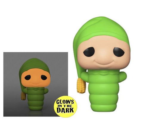 Funko Pop! Hasbro Glo Worm Glow in the Dark