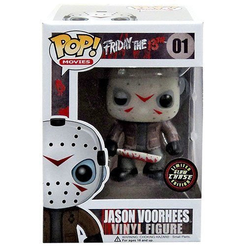 Pop! Movies Vinyl Jason Voorhees CHASE