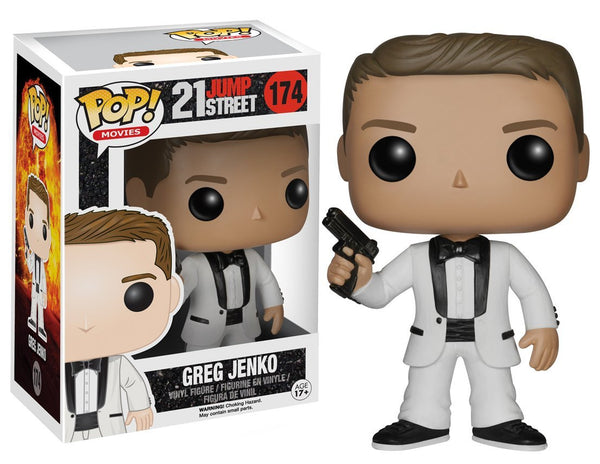 Pop! Movies Vinyl 21 Jump Street Greg Jenko