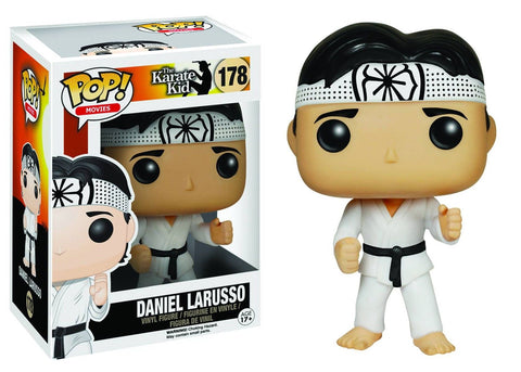 Pop! Movies Vinyl The Karate Kid Daniel Larusso