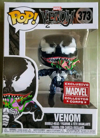 Funko Pop! Marvel: Venom Collector Corps Exclusive (Buy. Sell. Trade.)