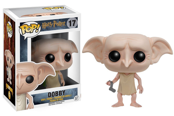 Pop! Movies Vinyl Harry Potter Dobby
