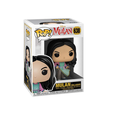 Funko Pop! Disney: Mulan (Live) - Villager Mulan