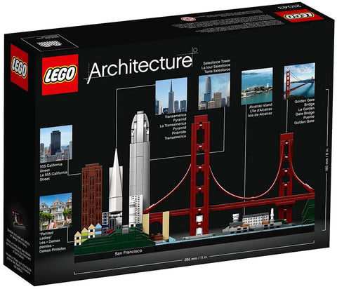 LEGO Architecture San Francisco Building Kit