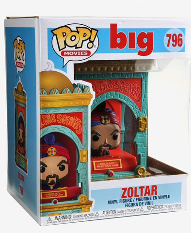 Funko Pop! Movies: Big - Zoltar 6""