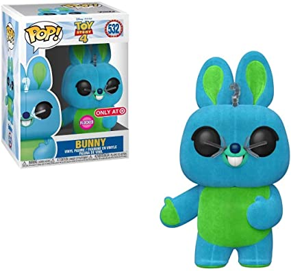 Funko POP Disney: Toy Story 4 - Bunny (Flocked) 532 Target Exclusive (Buy. Sell. Trade.)