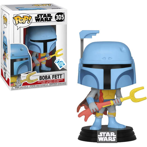 Funko POP Star Wars: Boba Fett 305 Game Stop Exclusive (Buy. Sell. Trade.)