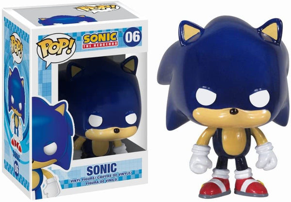 Funko POP! Games Sonic The Hedgehog Sonic 06 (Buy. Sell. Trade.)