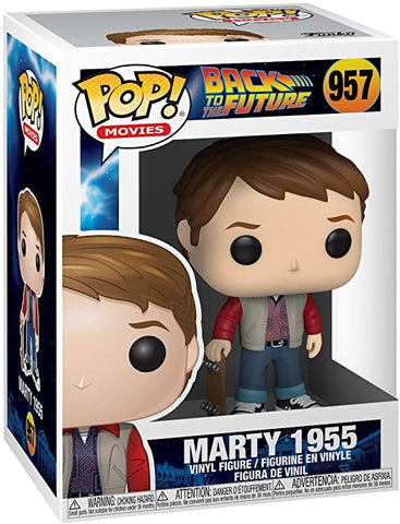 Funko Pop! Movies: BTTF - Marty 1955