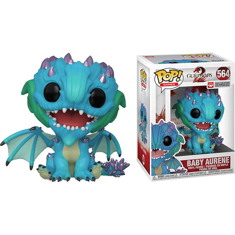 Funko POP! Games: Guild Wars 2 - Baby Aurene