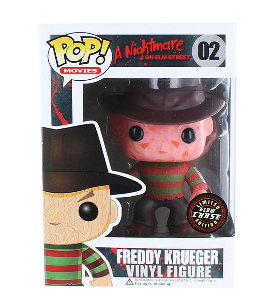 Pop! Movies Vinyl Freddy Krueger CHASE