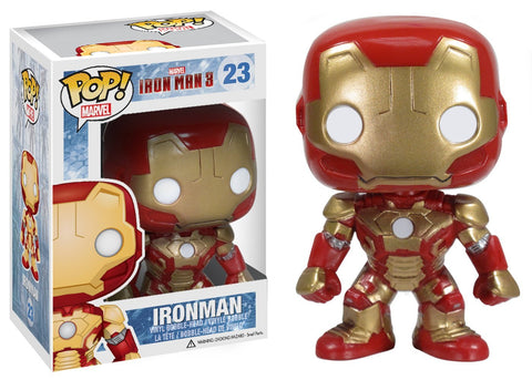 Funko Pop! Marvel Iron man Movie 3 (Buy. Sell. Trade.)