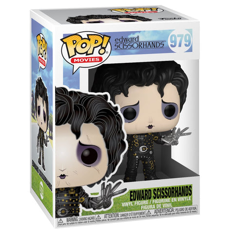Funko Pop! Movies: Edward Scissorhands - Edward Scissorhands