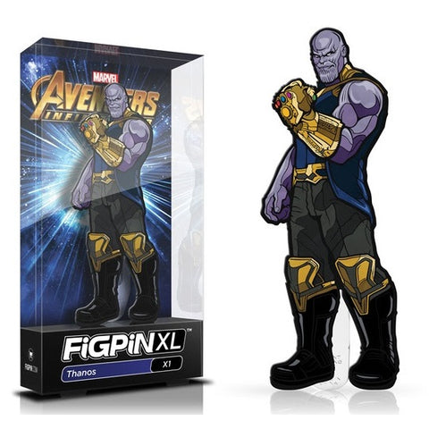 FiGPiN Marvel Avengers Infinity Wars Thanos XL 6""