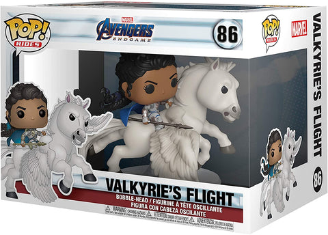 Funko Pop! Ride: Avengers Endgame - Valkyrie on Horse