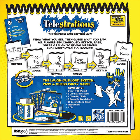 The Original Telestrations