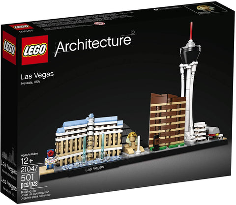 LEGO Architecture Las Vegas Building Kit