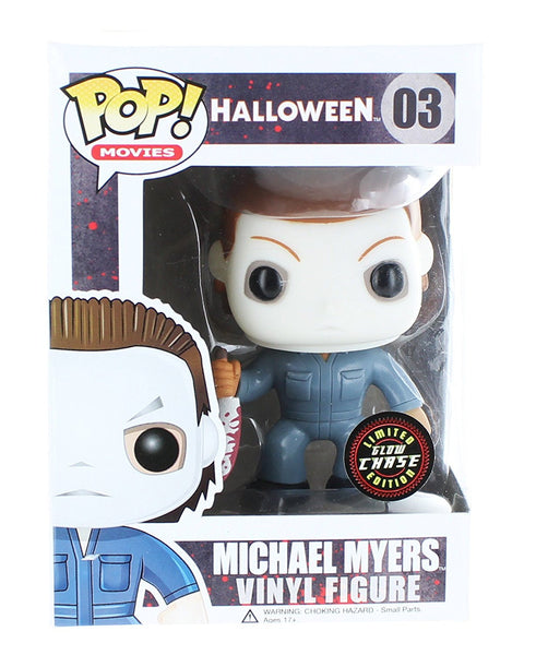Pop! Movies Vinyl Michael Myers CHASE