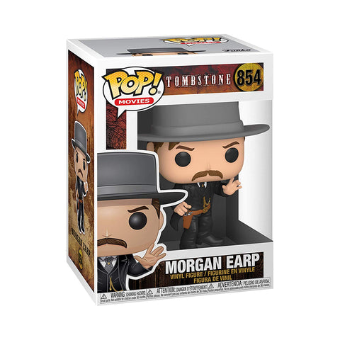 Funko Pop! Movies: Tombstone - Morgan Earp