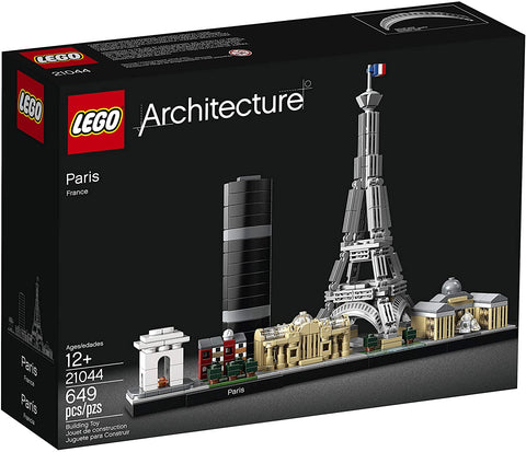 LEGO Architecture Paris Building Kit