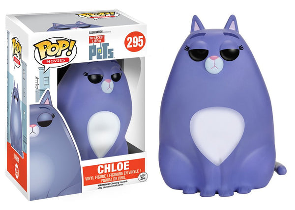 Pop! Movies The Secret Life Of Pets Chloe