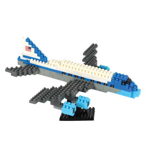 Nanoblock Air Force One 260pcs NBA-008