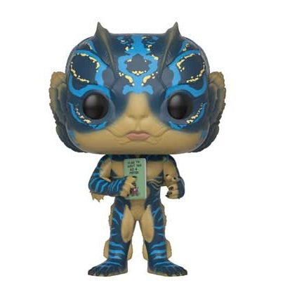 Funko POP! Movies: The Shape of Water - Amphibian Man with Card