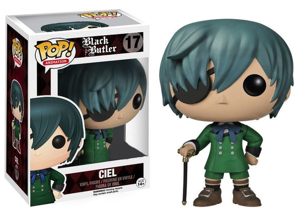 Pop! Animation Vinyl Black Butler Ciel