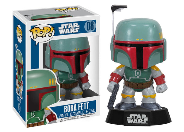 Funko Pop! Star Wars - Boba Fett