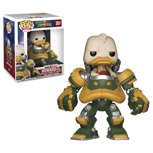 Funko Pop! Marvel: Contest of Champions - Howard the Duck 6""