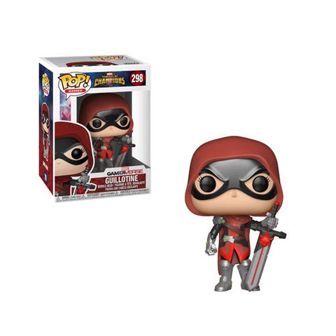 Funko Pop! Marvel: Contest of Champions - Guillotine