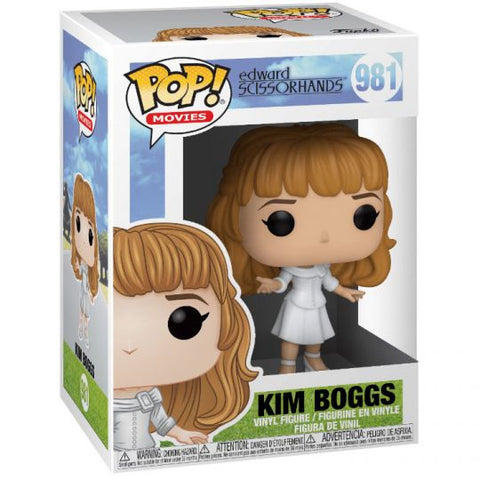 Funko Pop! Movies: Edward Scissorhands - Kim in White Dress
