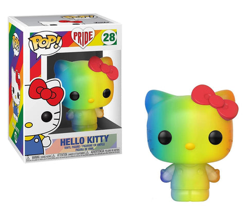 Funko Pop! Animation: Pride 2020 - Hello Kitty (Rainbow)