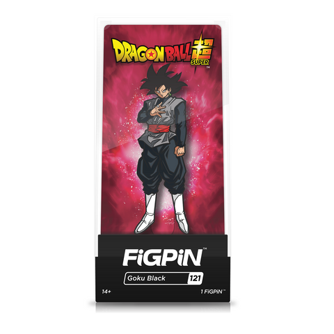 FiGPiN Dragon Ball Super Goku Black