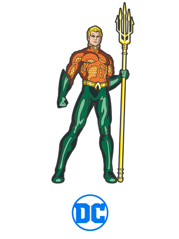FigPin Aqua Man (Justice League)